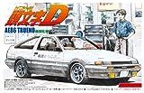 1/32 Initial (Initial) D Series No.01 Ae86trueno Fujiwara Takumi
