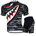 Nuckily Men's Cycling Cycle Sports Outdoor Bicycle Jersey