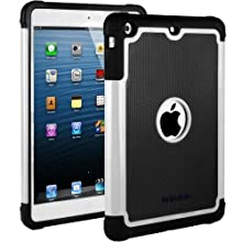 HHI Aero Armor Case For IPad Mini - White (Package Include A HandHelditems Sketch Stylus Pen)