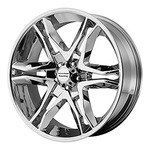 American Racing AR893 Mainline Chrome Wheel (18×8.5″/5×114.3mm, +30mm offset)