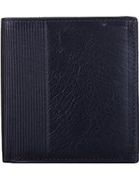 Leatherman Men's Leather Wallet (Black) - B01FXKUXVW