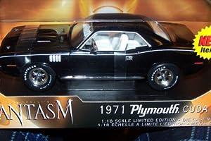 Amazon.com: Phantasm 1971 Plymouth Cuda 340: Toys & Games