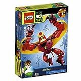 LEGO Ben 10 Alien Force Jet Ray (8518)