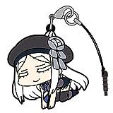 Movie Arpeggio of Blue Steel Arusunova Cadenza Musashi Pinched Strap Key Chain