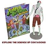 The Inhuman Squishy Zombie with Free Storage Bag