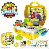 Pratham Attractive Dream Kitchen Set Cooking Pretend Play Toys For Kids
