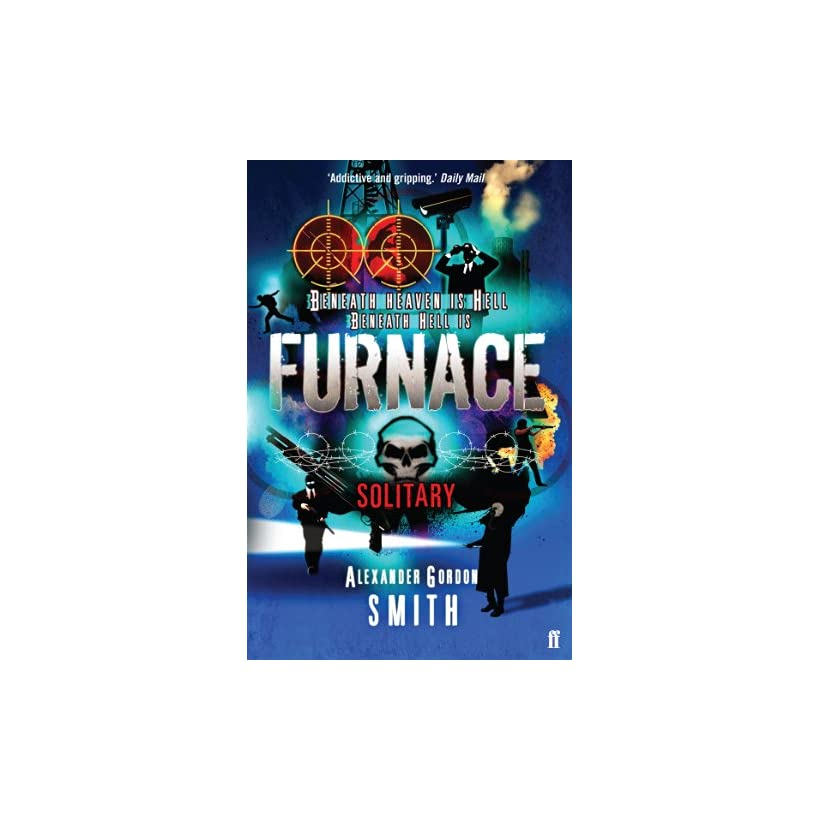 Solitary Escape From Furnace Ebook