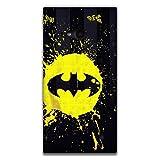 The Racoon Batman Printed Designer Hard Plastic Back Case For Nokia Lumia 730