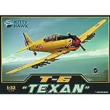 Kth32002 1:32 Kitty Hawk T 6 Texan [Model Building Kit]