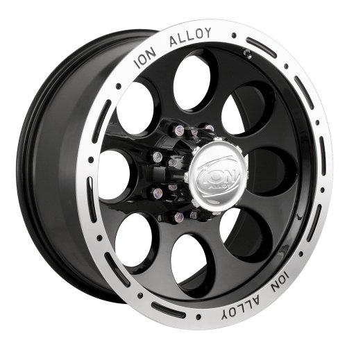 Ion Alloy 174 Black Beadlock Wheel (16×8″/5x135mm)