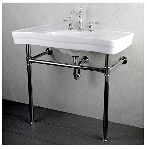 36 inch bathroom sink imperial vintage 36 inch wall mount chrome pedestal 15300