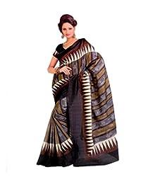 Meher Printed Bhagalpuri Art Silk Saree