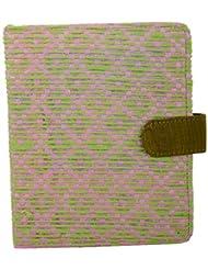 Magenta Blues Tetra Green Wallet