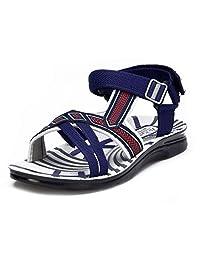 Pu-Rocks Men's Feel-Lite Sandals & Floaters