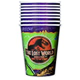 Jurassic Park 'Lost World' Paper Cups (8ct)