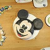 Knorrtoys 38020 - Mickey Mouse Silikon Backform -