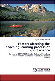 Factors affecting the teaching learning process of sport