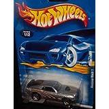 #2001-112 Mustang Mach 1 5-spoke Wheels Collectible Collector Car Mattel Hot Wheels