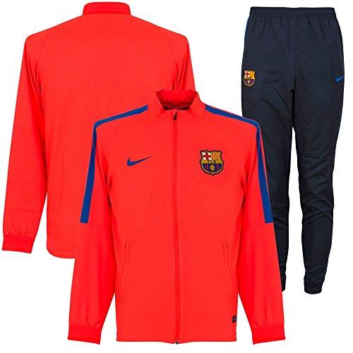 Nike FCB Y NK Dry TRK Suit SQD K - Chándal FC Barcelona para hombre 1e16ba6ac67