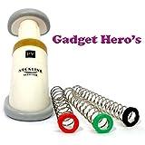 Gadget Hero's Neckline Slimmer Firm Your Neckline, Chin & Jawline Take Years Of Your Appreance.