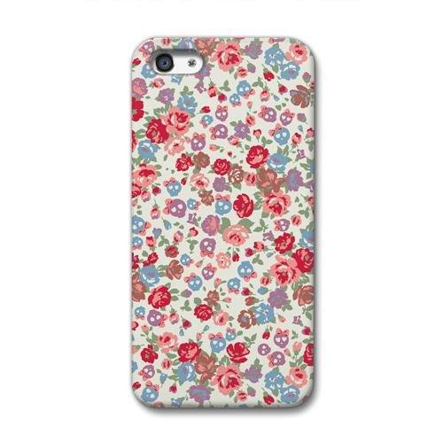 CollaBorn+iPhone5専用スマートフォンケース+Skull+Roses+【iPhone5対応】+OS-I5-289