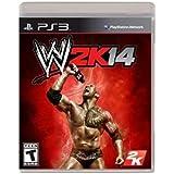 TAKE-TWO Take-Two WWE 2K14 Sports Game - Blu-ray Disc - PlayStation 3 / 47312 /