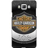 Harley Davidson Design 3D Printed Hard Back Case Cover For Xiaomi Mi 5