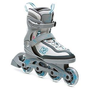 Amazon.com : K2 Skate Women's Kinetic 78 Inline Skates ...
