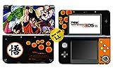 Vanknight Vinyl Decals Skin Sticker Anime Dragon Ball Son Goku for the New Nintendo 3DS XL 2015