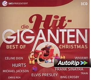 Die Hit Giganten-Best of Christmas: Amazon.de: Musik