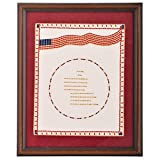 Niru's National Anthem America Show Piece - (43 Cm X 25 Cm X 2 Cm,Multi Color)