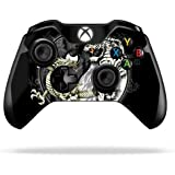 Protective Vinyl Skin Decal Cover For Microsoft Xbox One Controller Wrap Sticker Skins Yin And Yang
