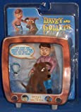Davey and Goliath Sitting Action Figure Set