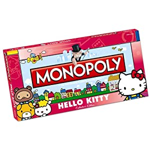 Click to buy Hello Kitty Monopoly from Amazon!