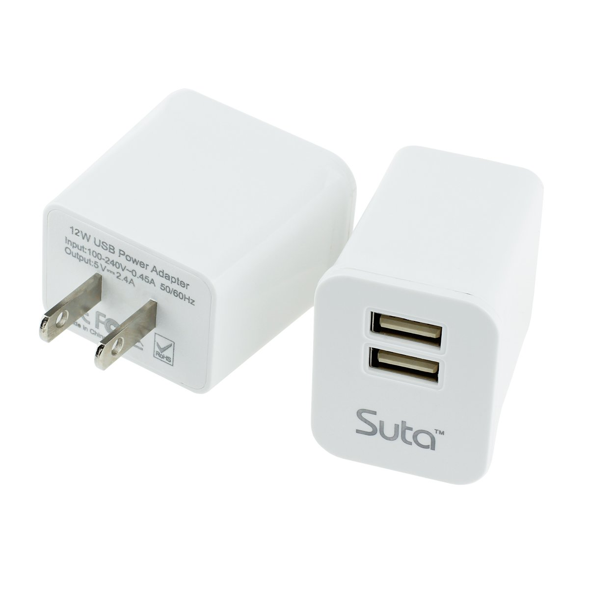 Suta 2-Port USB Wall Charger $...