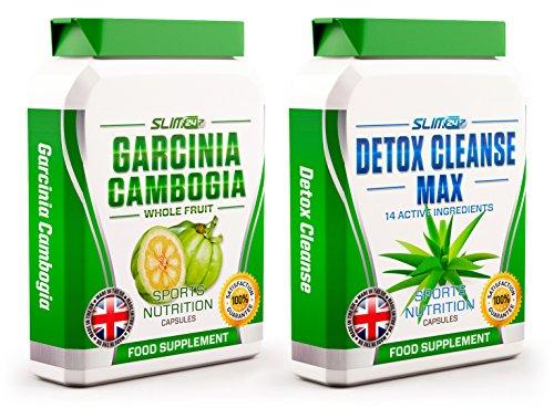 Garcinia diet pills and cleanser