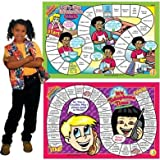 Say And Do® Positive Pragmatic Social Skills Laminated Games - Super Duper Educational Learning Toy