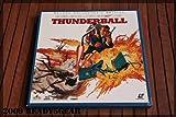 Thunderball Box Set LASERDISC Deluxe Collector's Edition