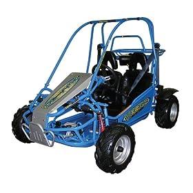 American SportWorks Vector 169cc 6-Horsepower Full-Suspension Go-Kart
