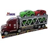 Kids Toys - High Speed Truck - Pack Of 3 Pcs - By Nanson - Nanson-20780