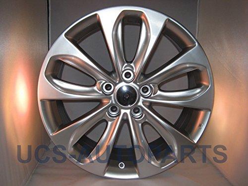 Brand New 18″ x 7.5″ Hyundai Sonata 2011 – 2013 Replacement Alloy Wheels Rims One Piece