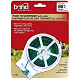 Twi Tie Dispenser With Cutter (Pack Of 10) By Bond Manufacturing Company