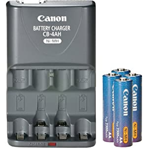 Amazon.com : Canon CBK4-200 Rechargeable Battery and