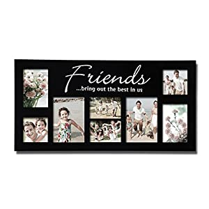 "Amazon.com - Adeco [PF0029] 8 Openings ""Friends Bring Out"