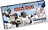 Monopoly New York Yankees Board Games