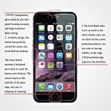 Dashmesh Shopping Anti Explosion Tempered Glass Screen Protector Scratch Guard For Apple Iphone 6 Plus