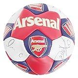 Arsenal Nuskin Size 3 Signature Football