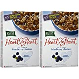 Kashi Cereal - Oat Flakes And Blueberry Clusters - 13.4 Oz - 2 Pack