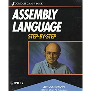 Assembly Language Step By Step, 1992 ed.