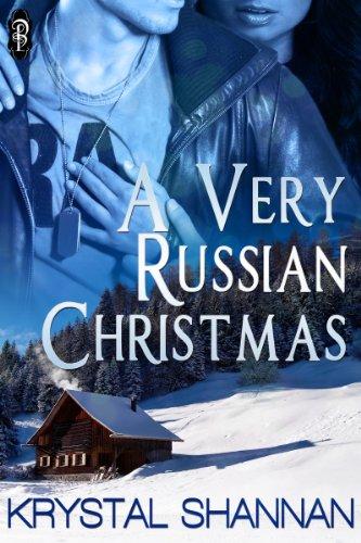 Book: A Very Russian Christmas by Krystal Shannan